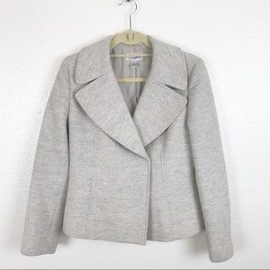 Talbots | Gray Peat Coat